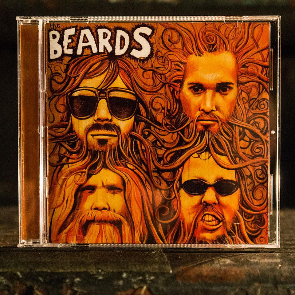 Beards - CD