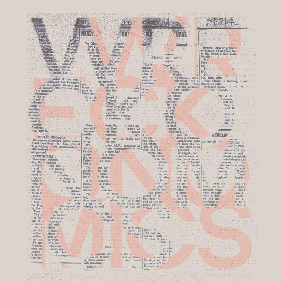 Wreckonomics EP Download (MP3)