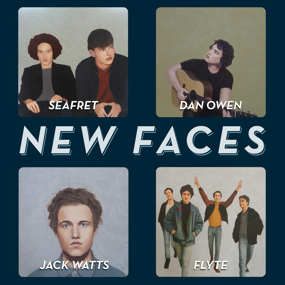 New Faces EP