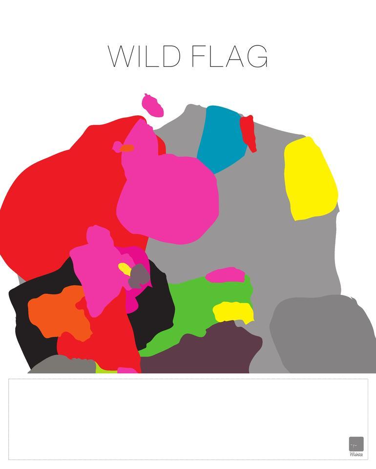 Wild Flag Album Poster