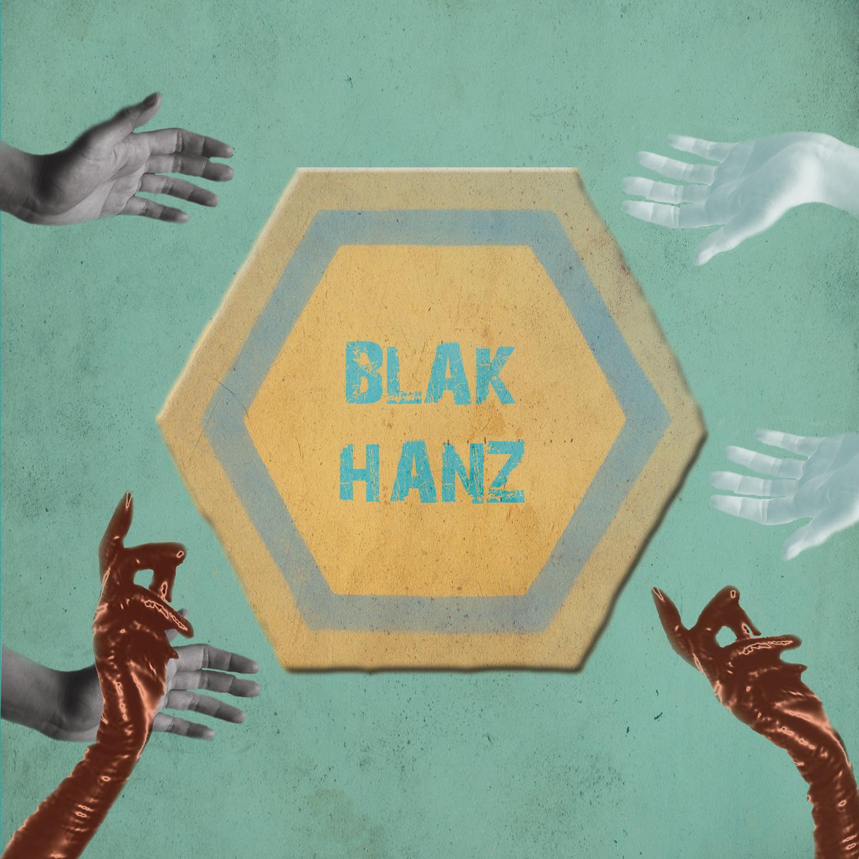 "Black Hanz EP - 10"""