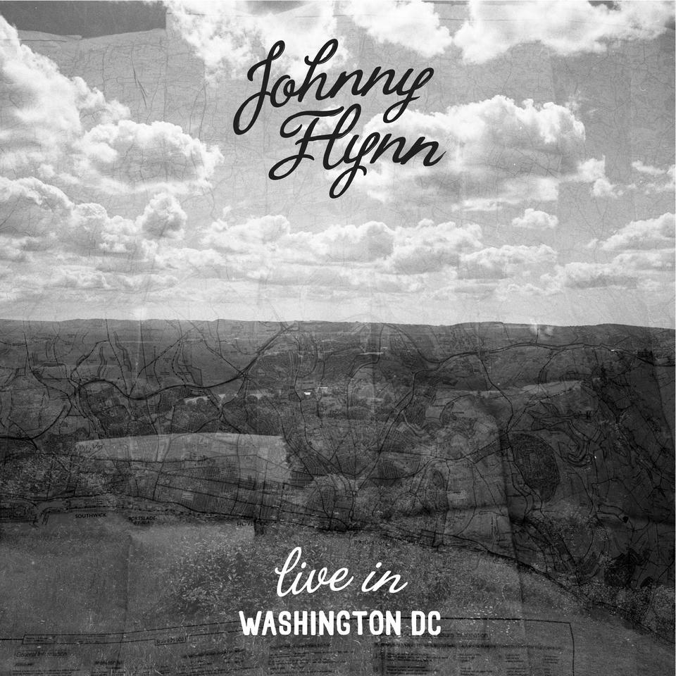 Johnny Flynn - Live in Washington DC (solo) vinyl