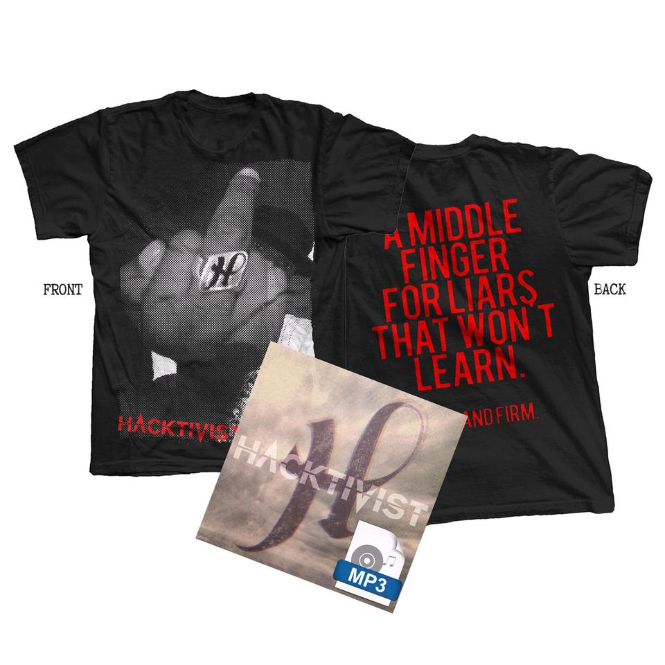 EP+ Digital Reissue & T Shirt Bundle - PREORDER