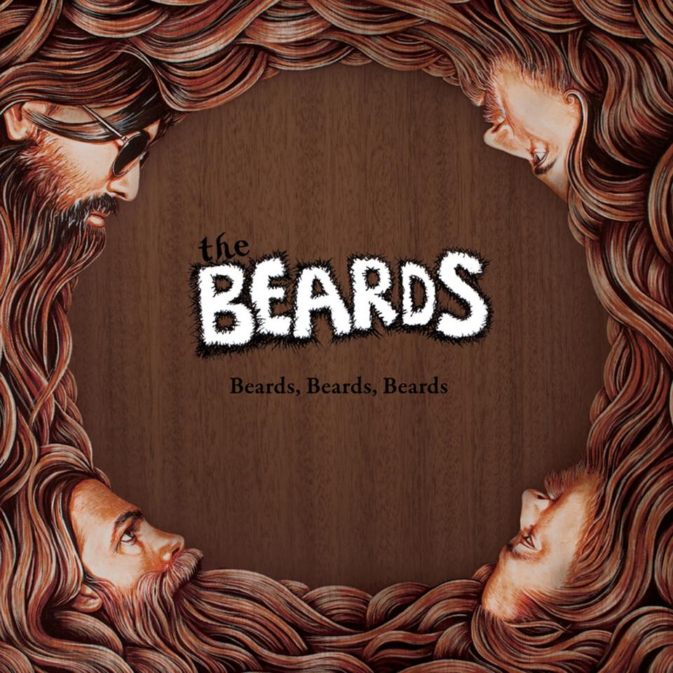 Beards, Beards, Beards (Digital Download)