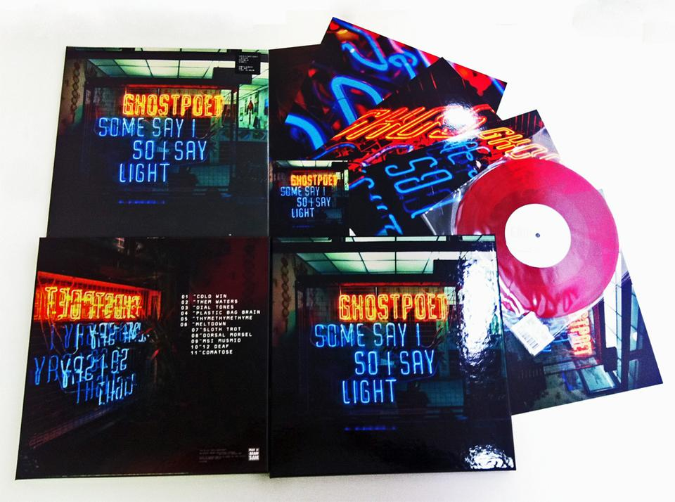 Some Say I So I Say Light - Limited Edition Vinyl Box Set