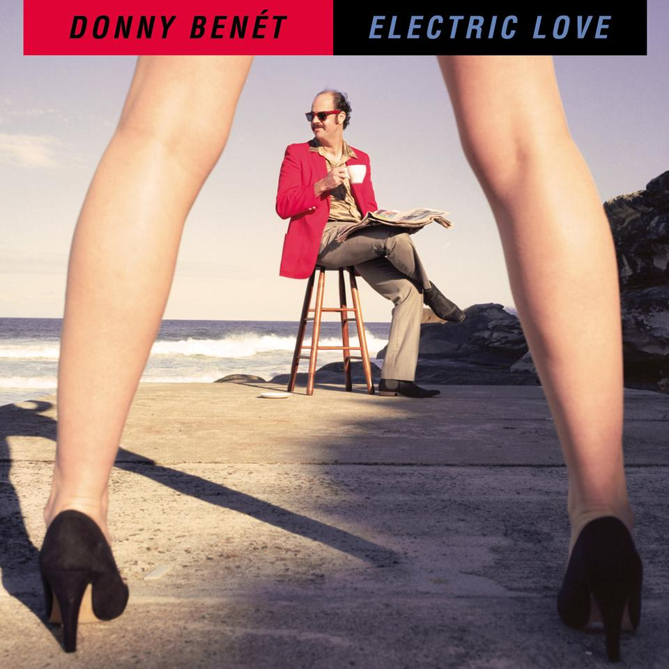 Electric Love - CD - SOLD OUT