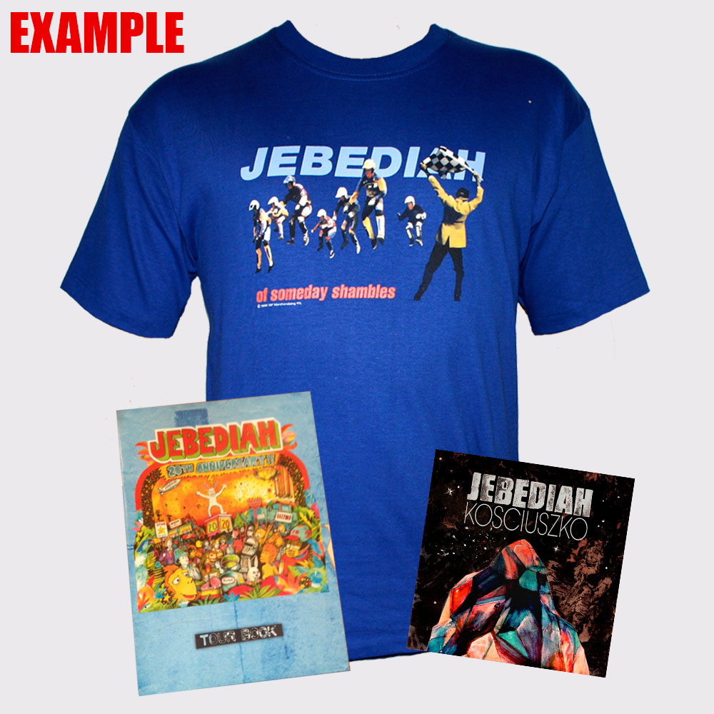T-shirt, Album + FREE Gift