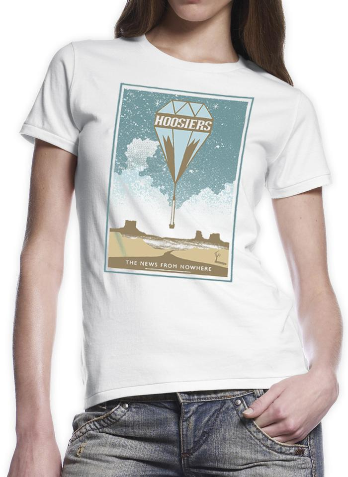 NFNW Men's and Ladies' Desert T-Shirt