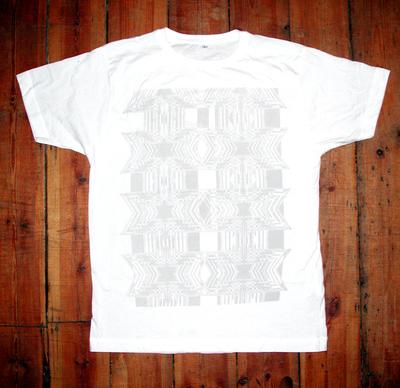 Mirror Print W - Mens T