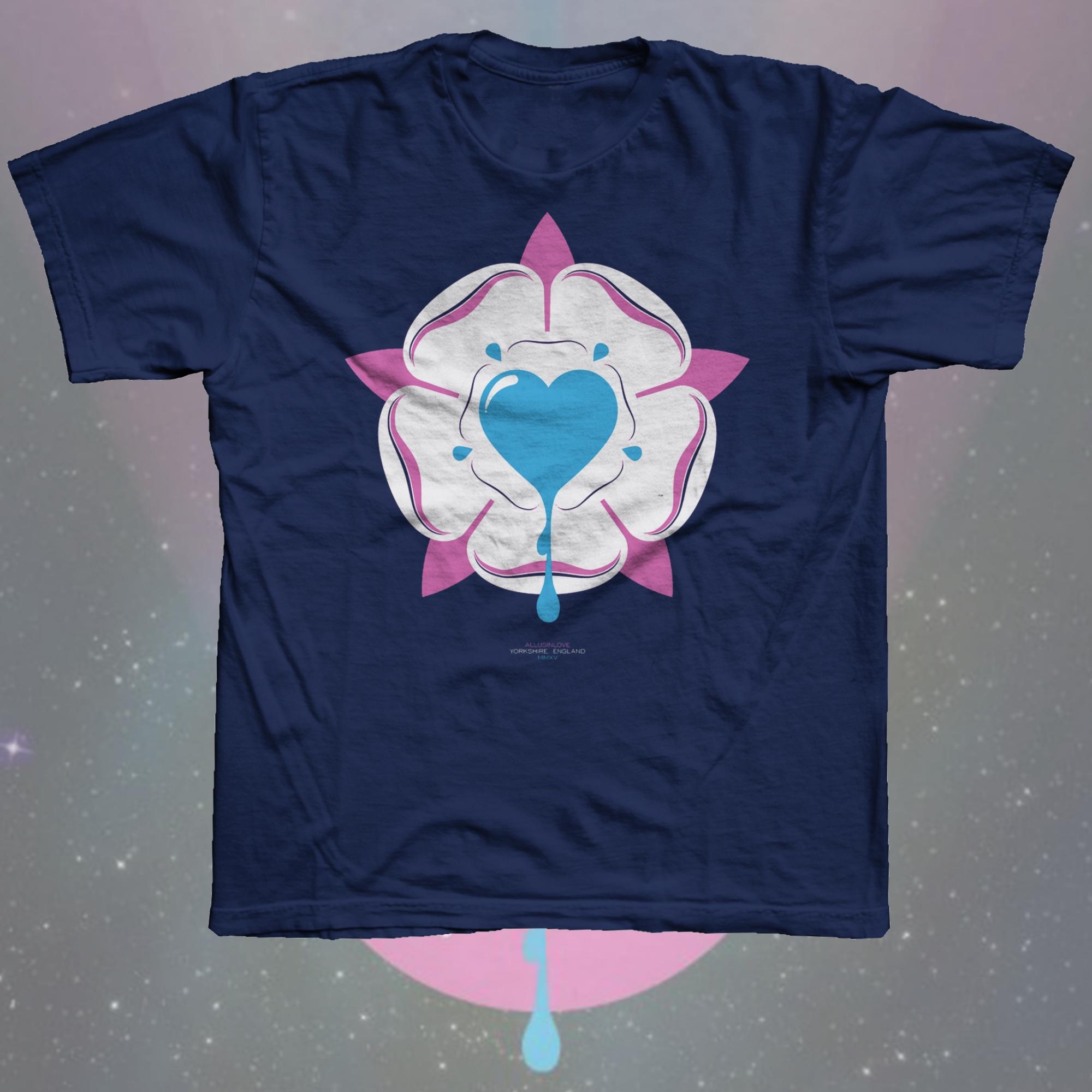 Yorkshire Rose T-Shirt