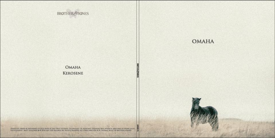 "'Omaha' // 'Kerosene' 7"" Vinyl"