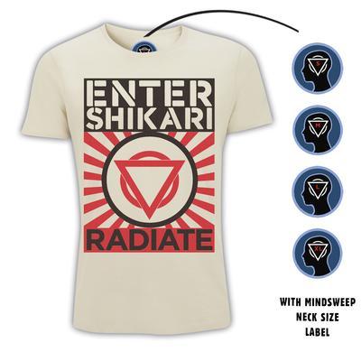 Radiate Rays Ladies T Shirt
