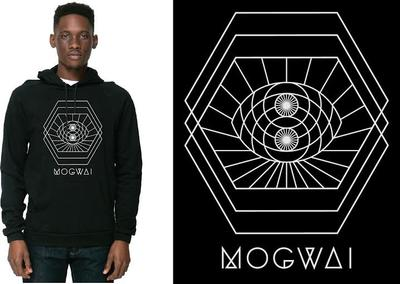 Mogwai Rave Tapes Pullover Hoodie