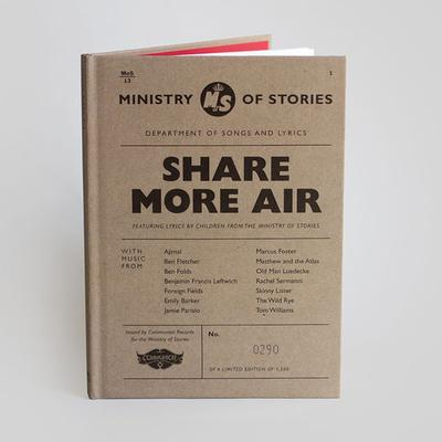 Share More Air
