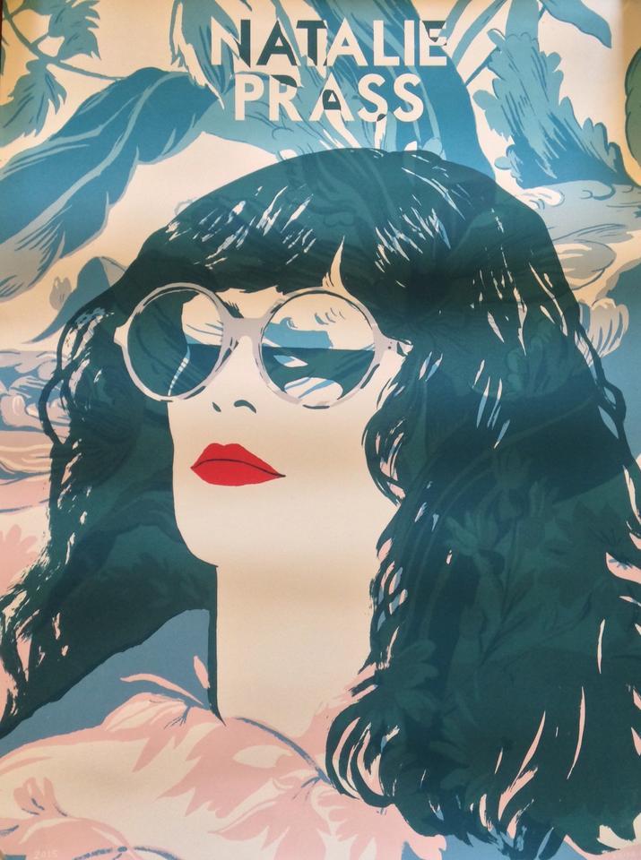 Natalie Prass 2015 Poster