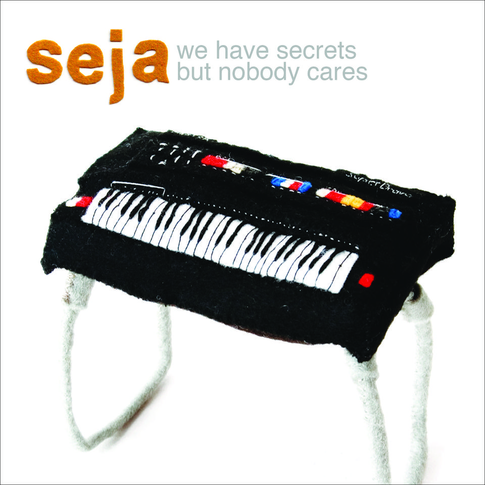 We Have Secrets But Nobody Cares - CD