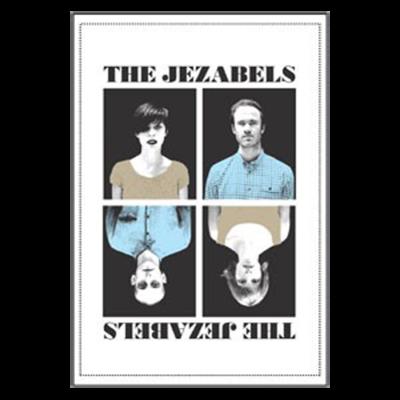 The Jezabels Tea Towel