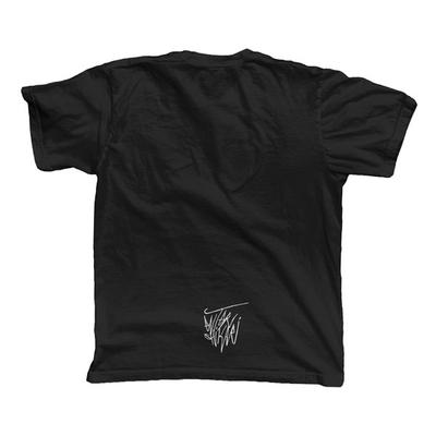 Graffiti Black T-Shirt