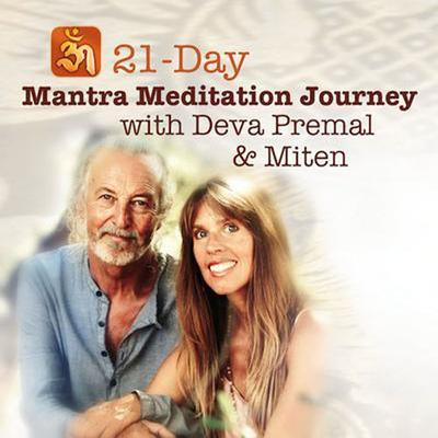 21 Day Mantra Meditation Journey (English) - Digital