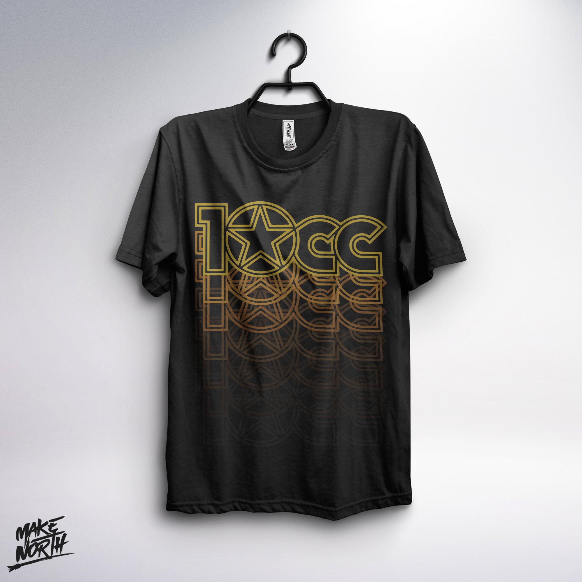 MENS Logo T shirt (BLACK)