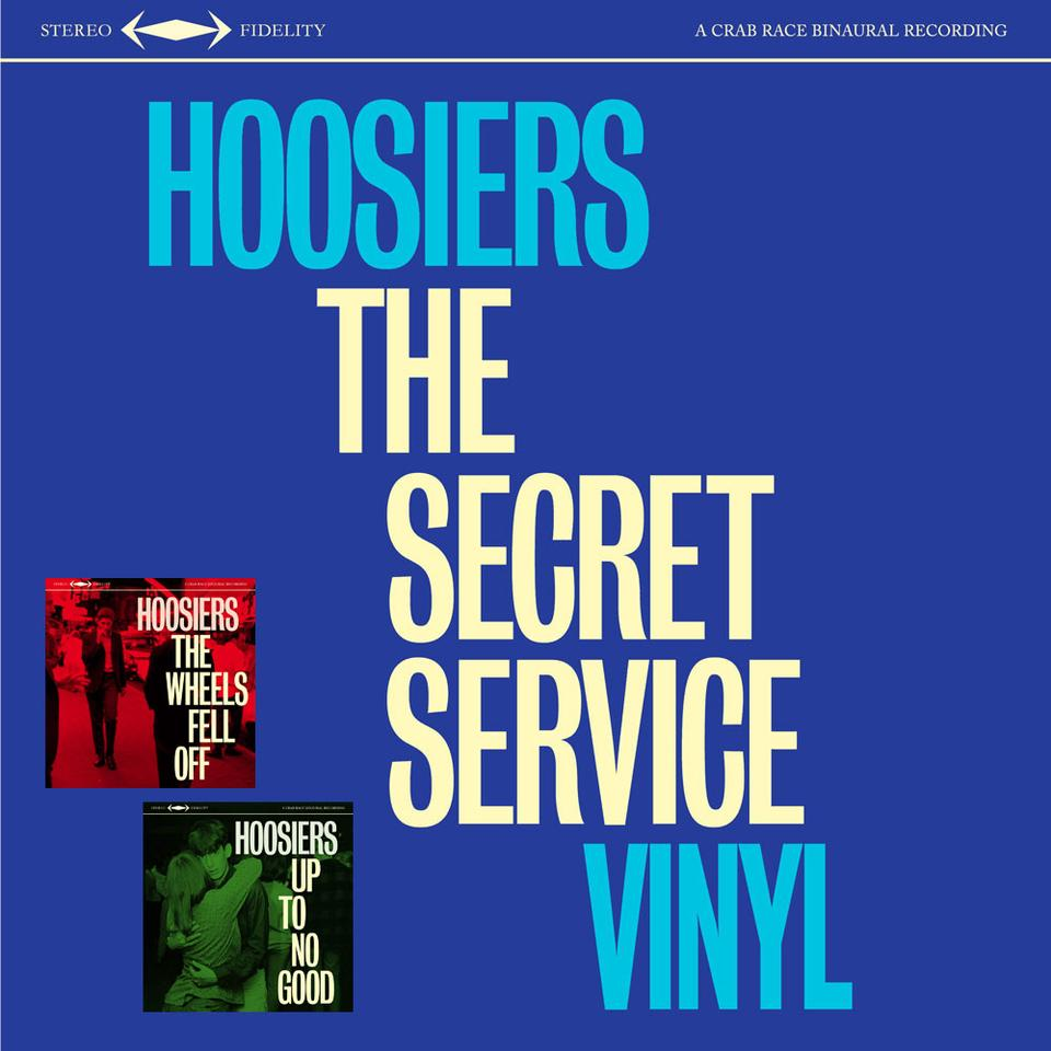 The Secret Service Pre-Order Vinyl Album Only