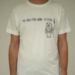 Mens Owl T-Shirt (No Direction Home)