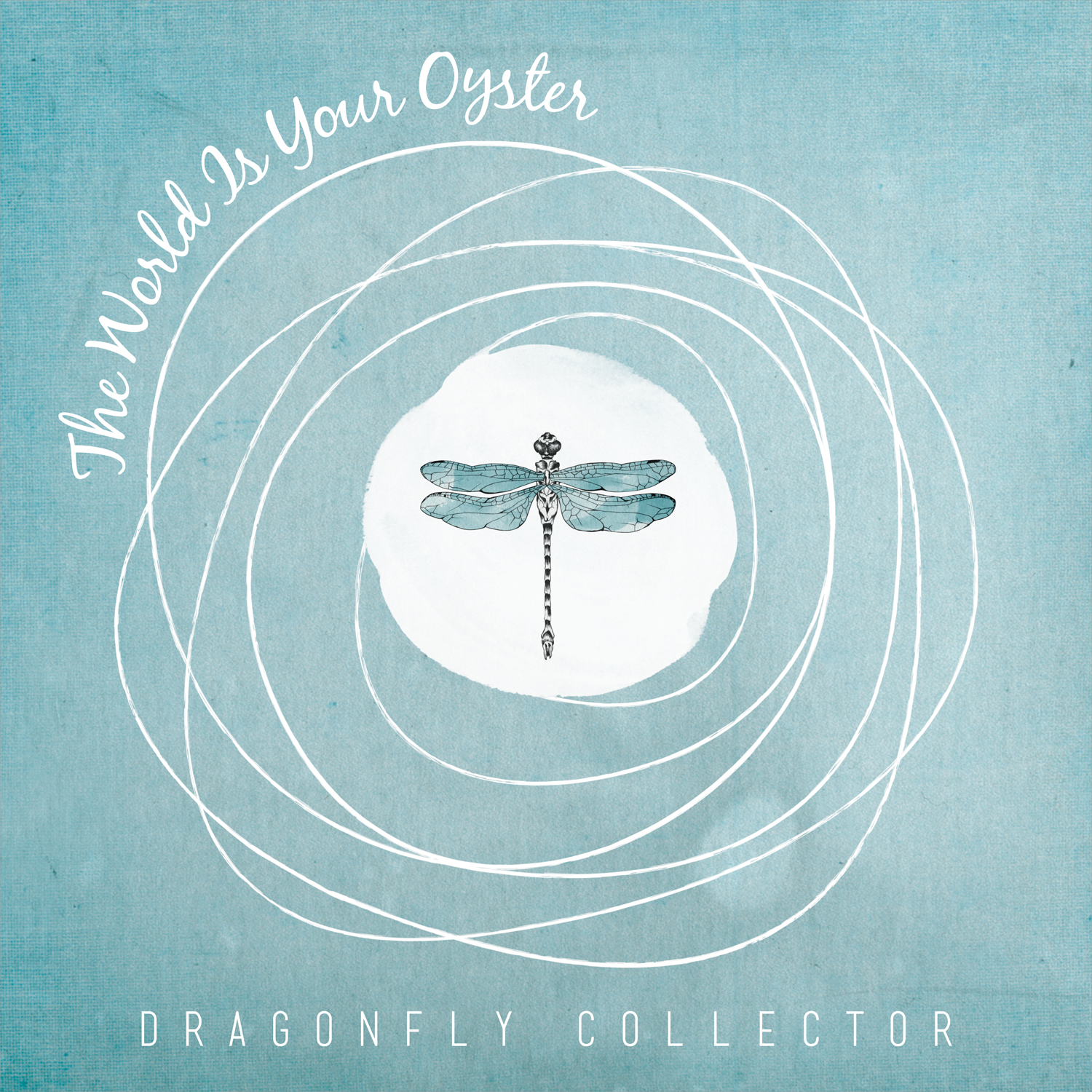 The World Is Your Oyster - Dragonfly Collector (Vinyl LP)