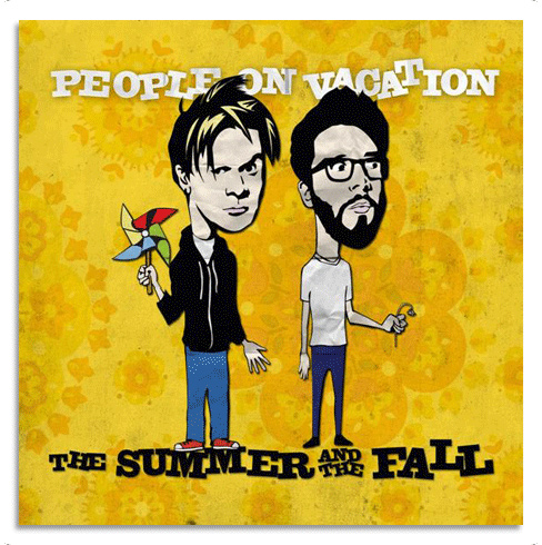 The Summer And The Fall CD