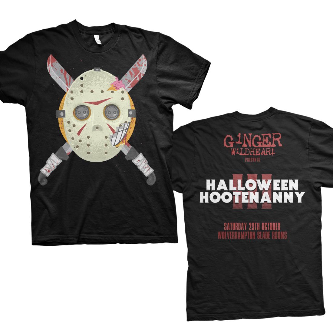Halloween Hootenanny III Event – Tee