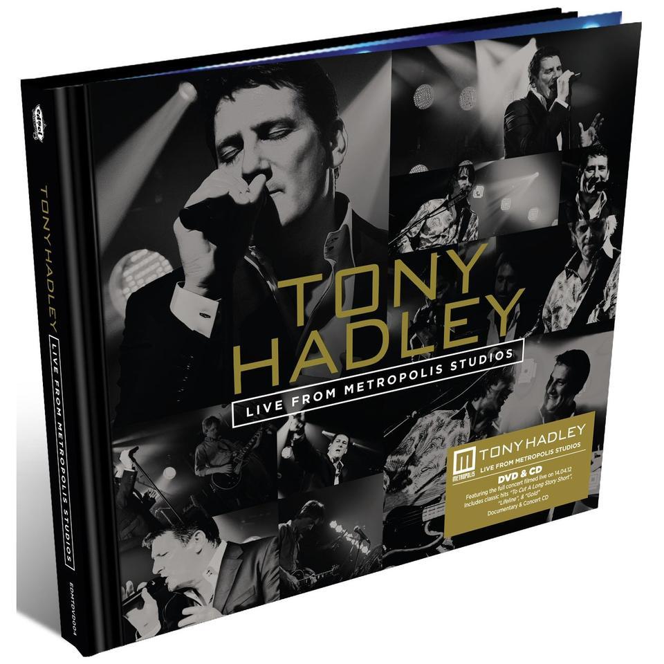 Tony Hadley 'Live from Metropolis Studios'