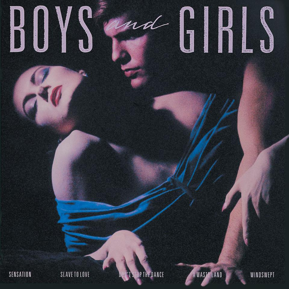 Bryan Ferry 'Boys And Girls' CD
