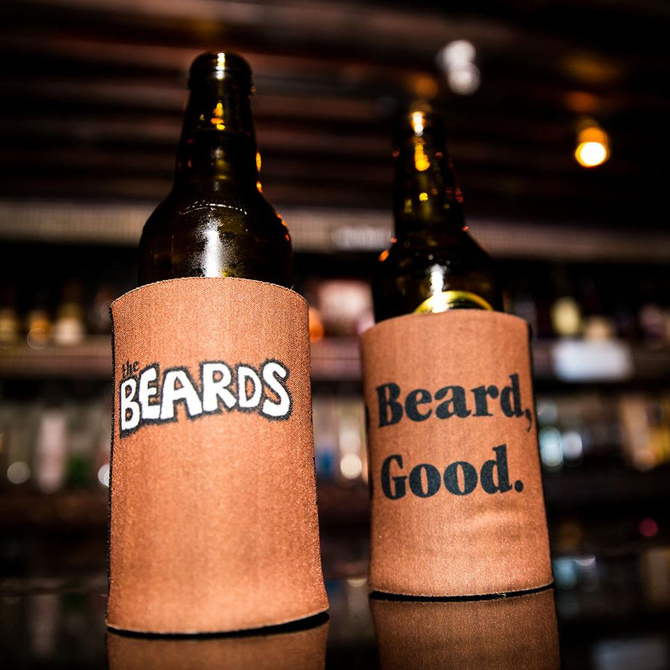 No Beard, No Good - Stubby (Beer) Holder