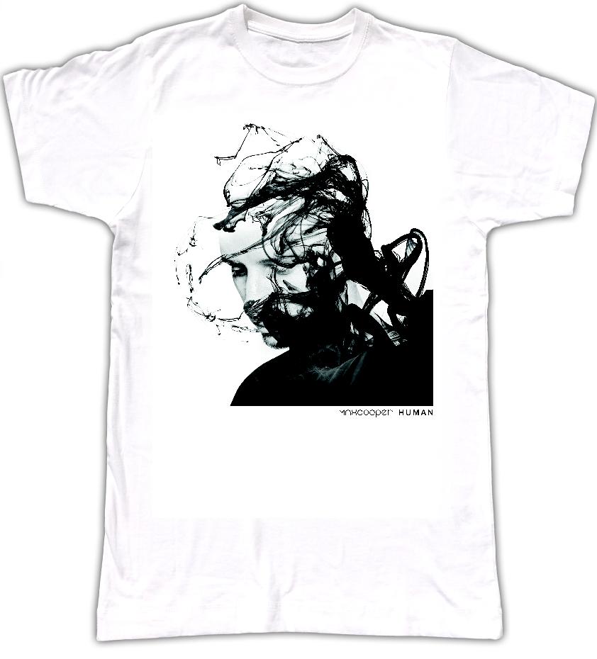 Human T-Shirt [ALBUM COVER] - MENS