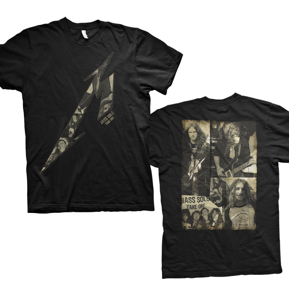 Cliff Bass Solo - Tee