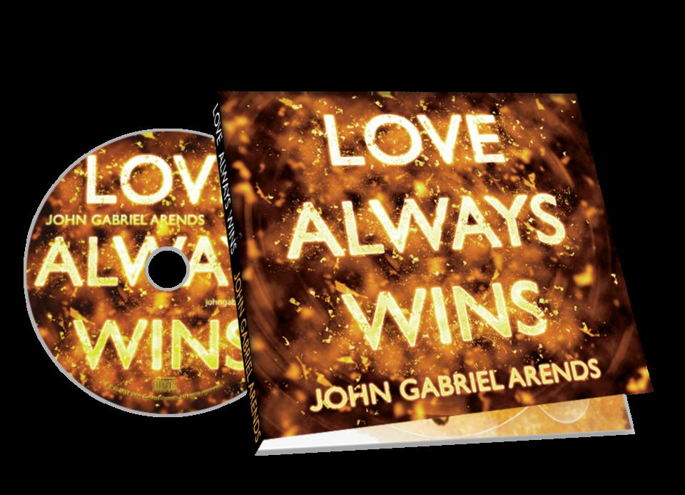 LOVE ALWAYS WINS - CD