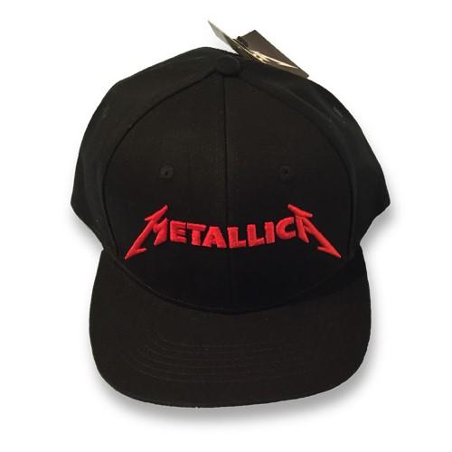 Red Logo – Snap Back Cap