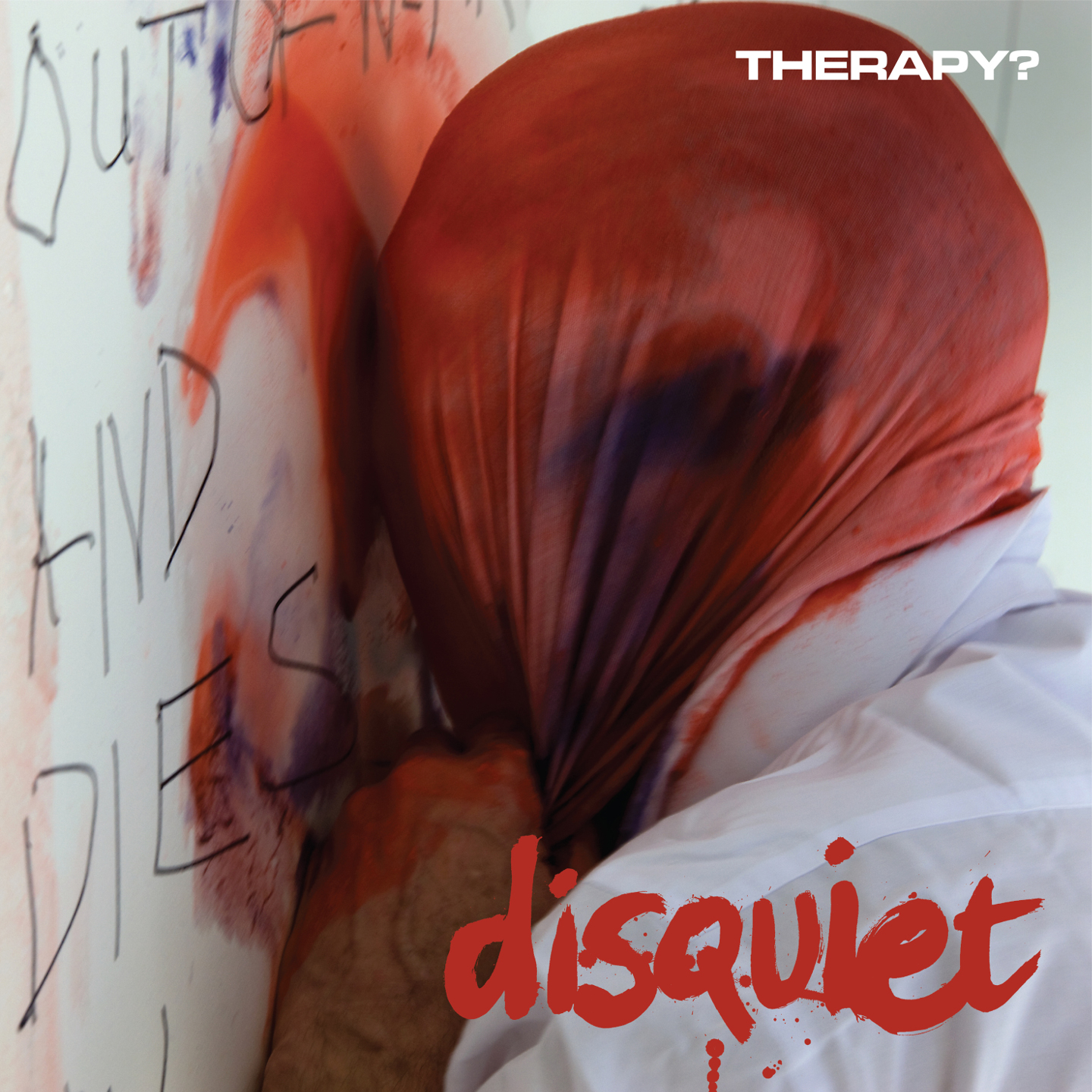 "Disquiet 12"" Vinyl & Download"