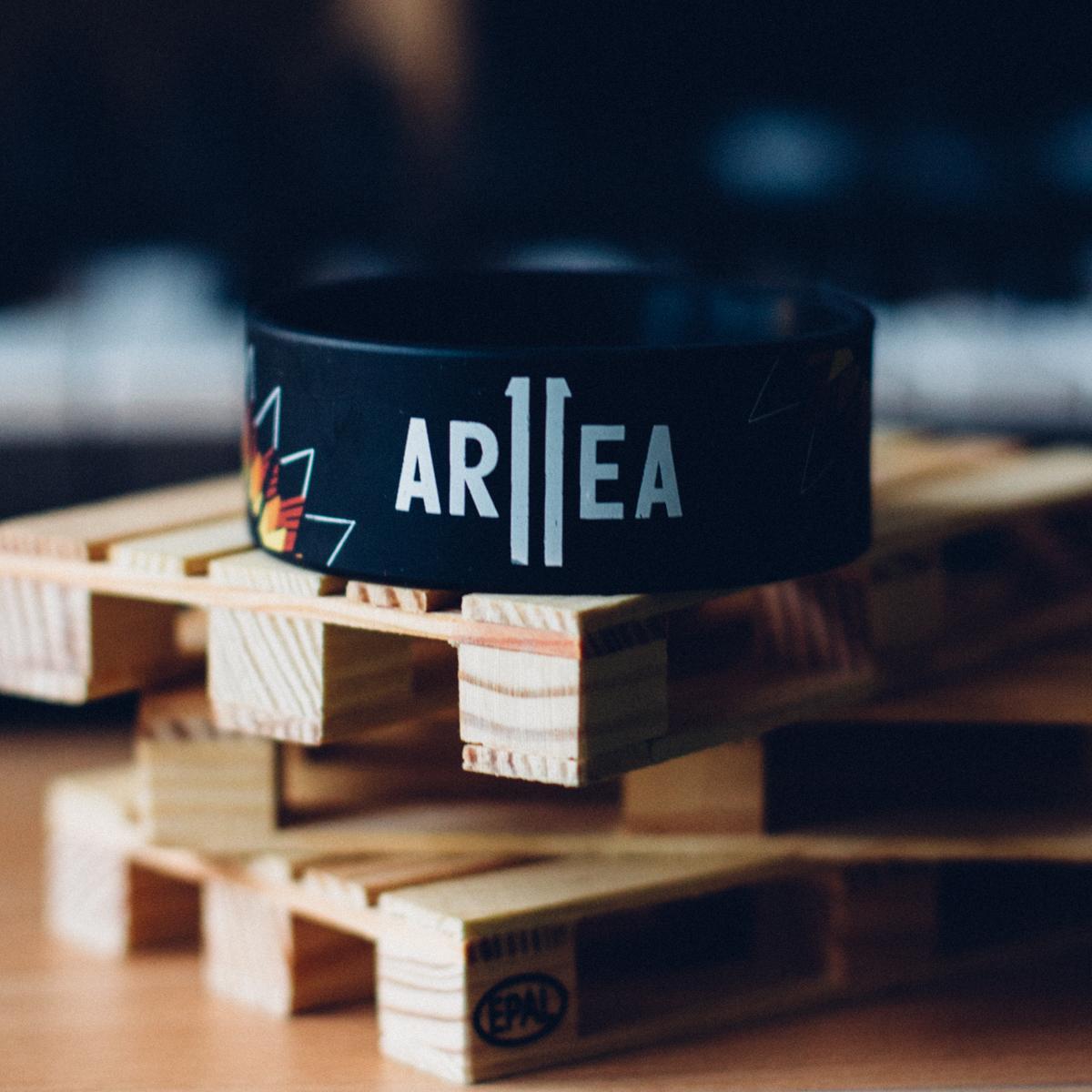 Area II Wristband - Black