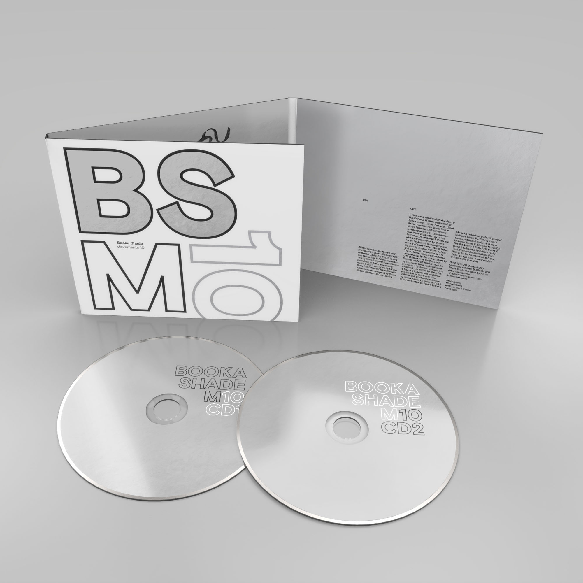 Movements 10 (2CD)