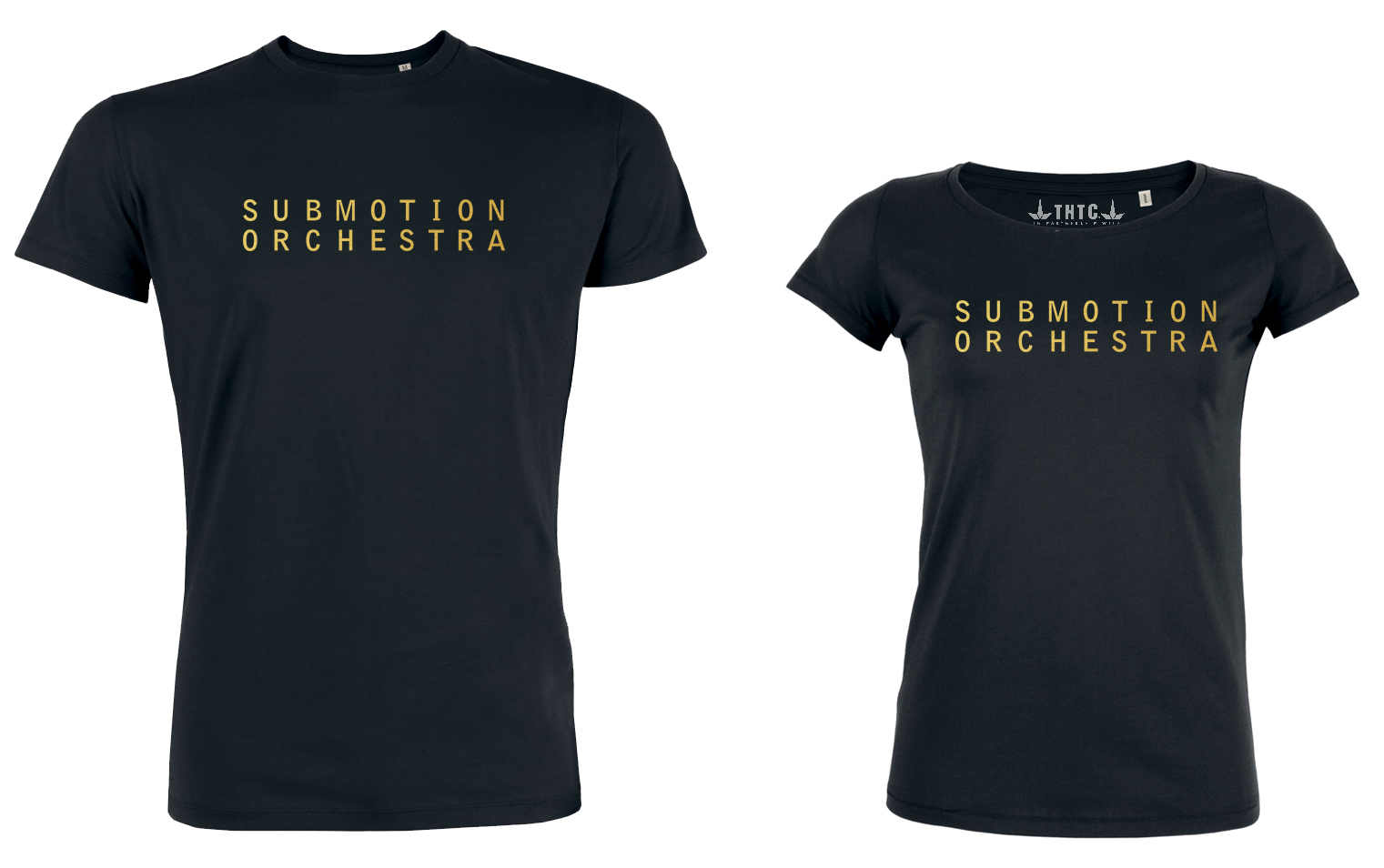 Submotion Orchestra Black & Gold T-Shirt