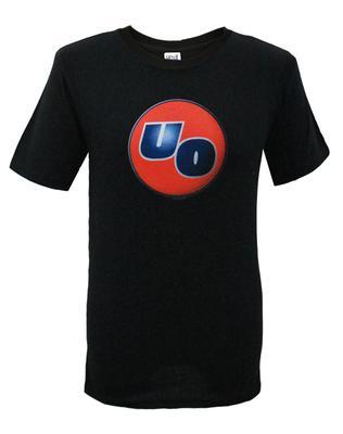 Mens Black Urge Overkill Logo T-Shirt
