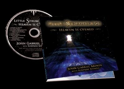 Little Strummer Boy: Heaven Is Opened - CD
