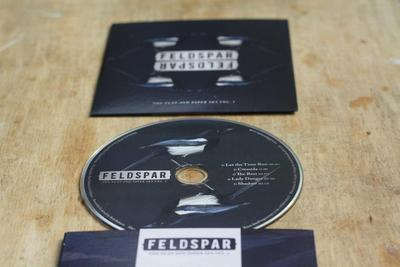 Feldspar **All Music** Bundle with Postcards