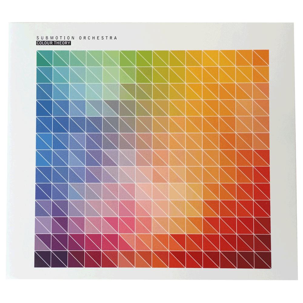 Colour Theory - CD Album