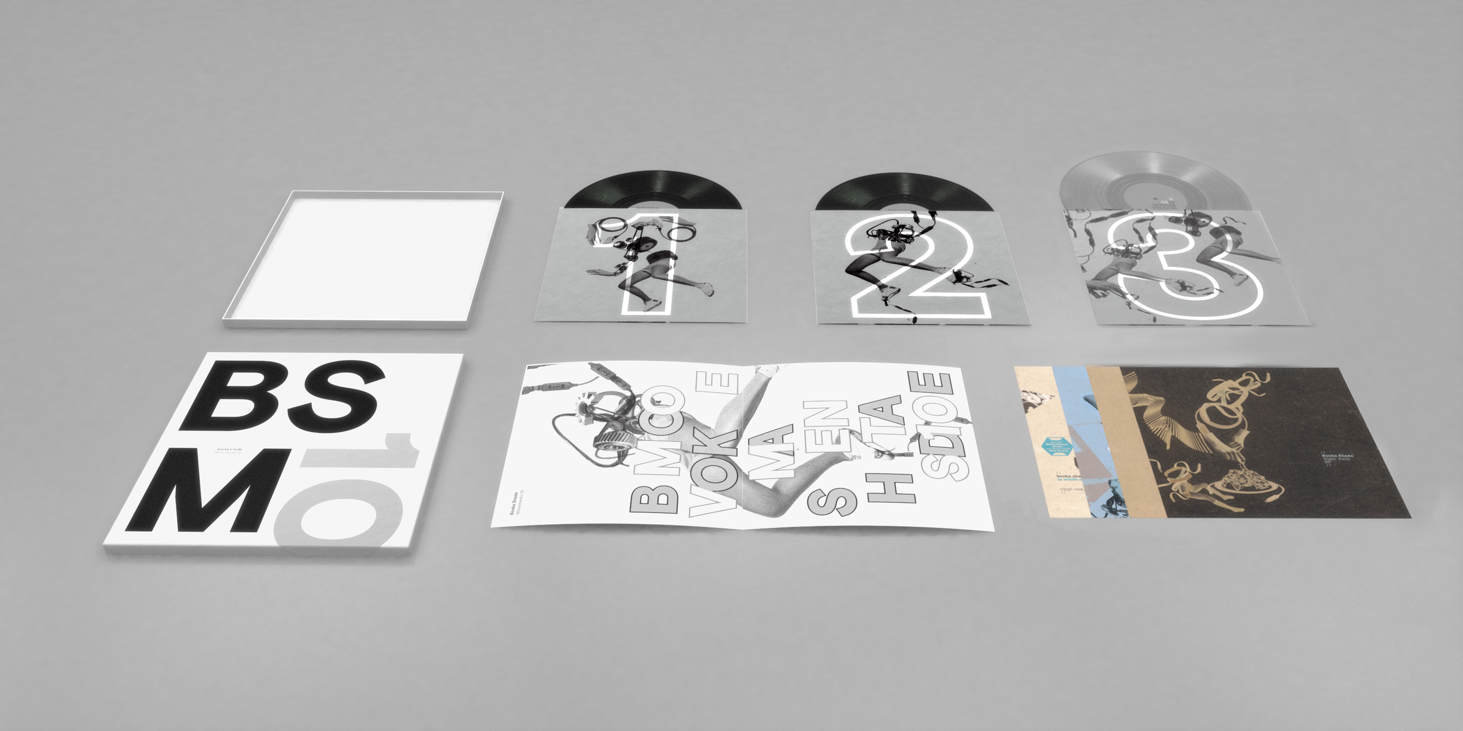 Movements 10 (Deluxe 3LP Boxset)