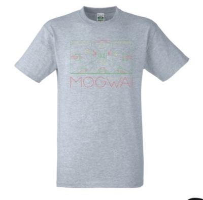 20th Anniversary Roundhouse Short Sleeve Tshirt Grey