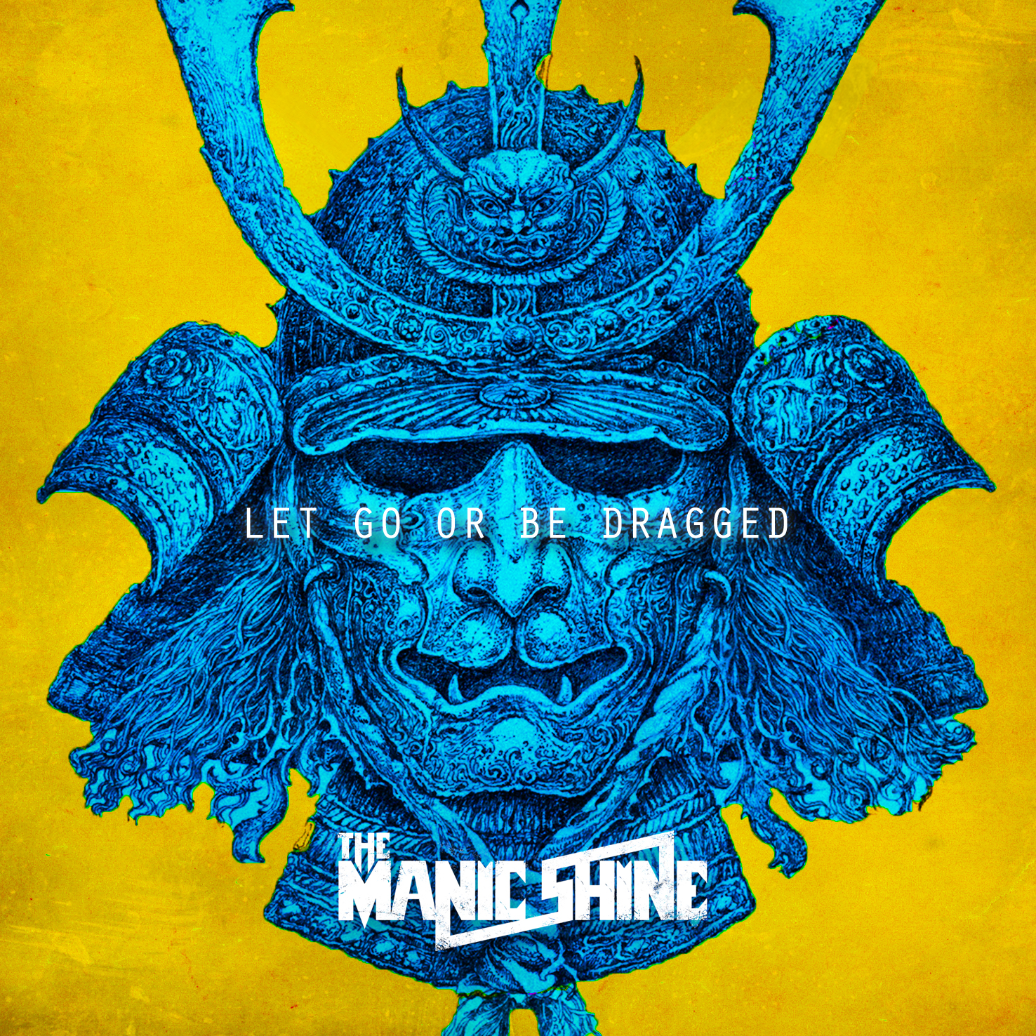 The Manic Shine - Let Go Or Be Dragged (Album)