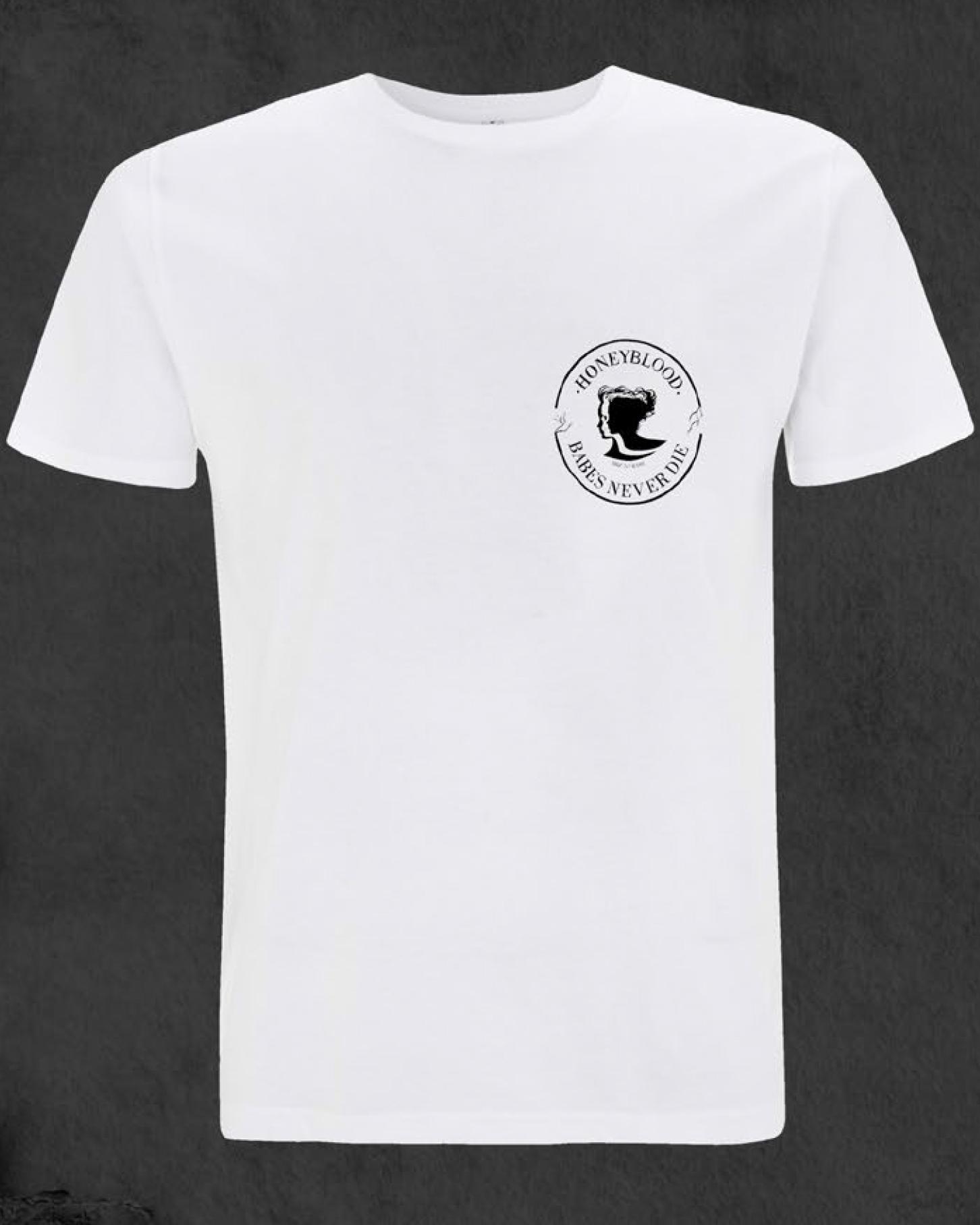 'Babes Never Die' T-shirt (White)