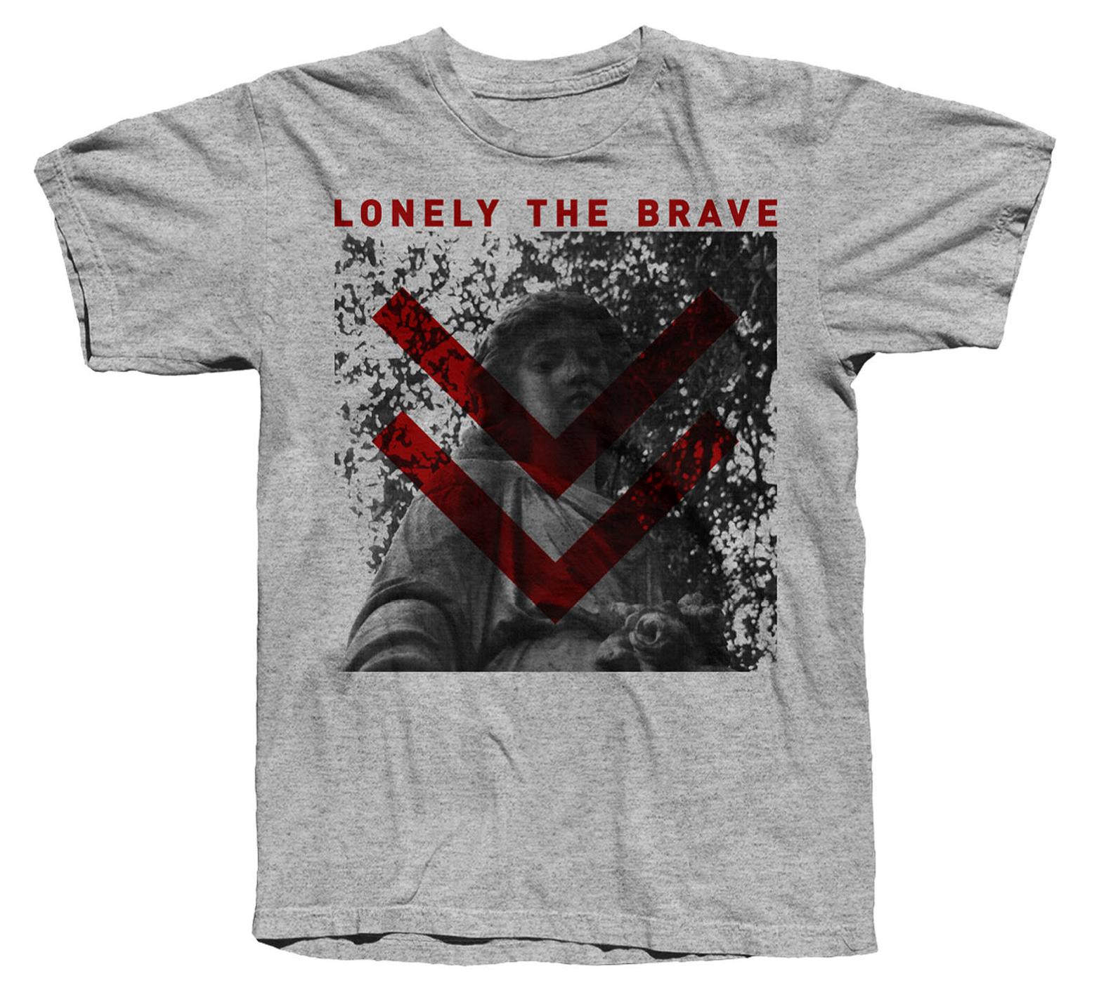Statue T-Shirt (GREY)