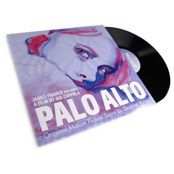"""""""Palo Alto"""" Vinyl"""